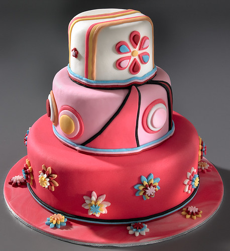 Cake inspired by Pucci | by Crazy Cake - Cakedesigner57