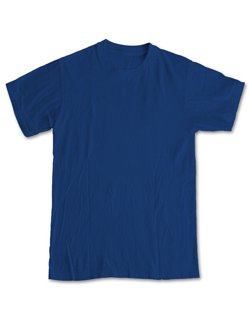 New Blank Front - Navy Blue