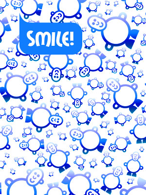 phone wallpaper for boys smile mr smileyman pattern