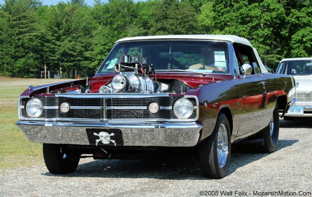 1968 Quot Pro Street Quot Dodge Dart Gts Convertible Mopars In
