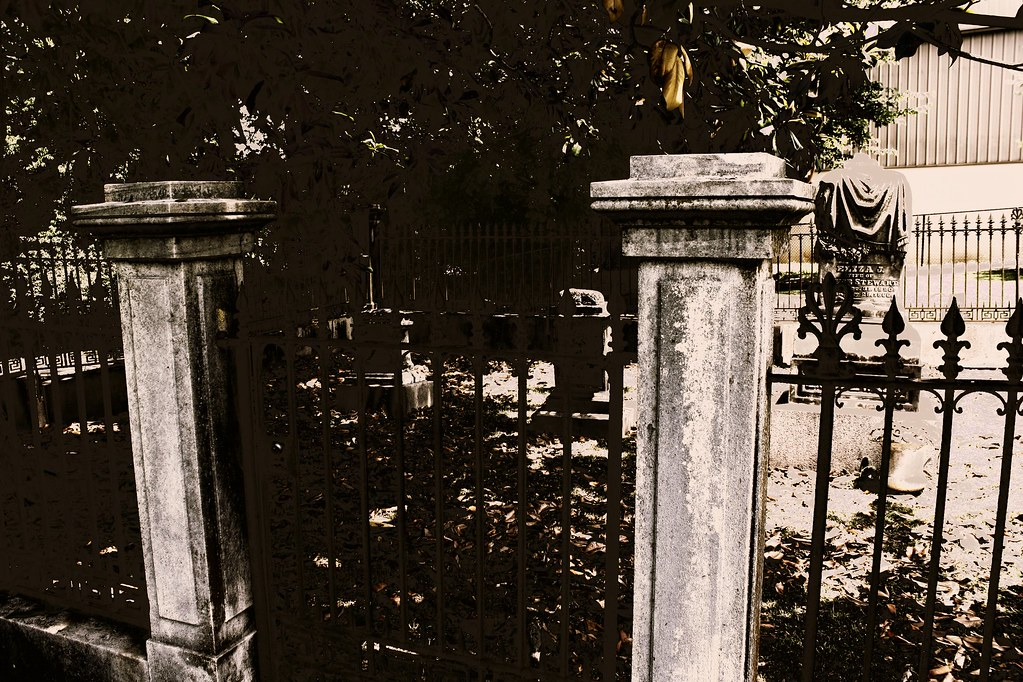 Enter The Darkness Riverview Cemetery Clarksville Tn