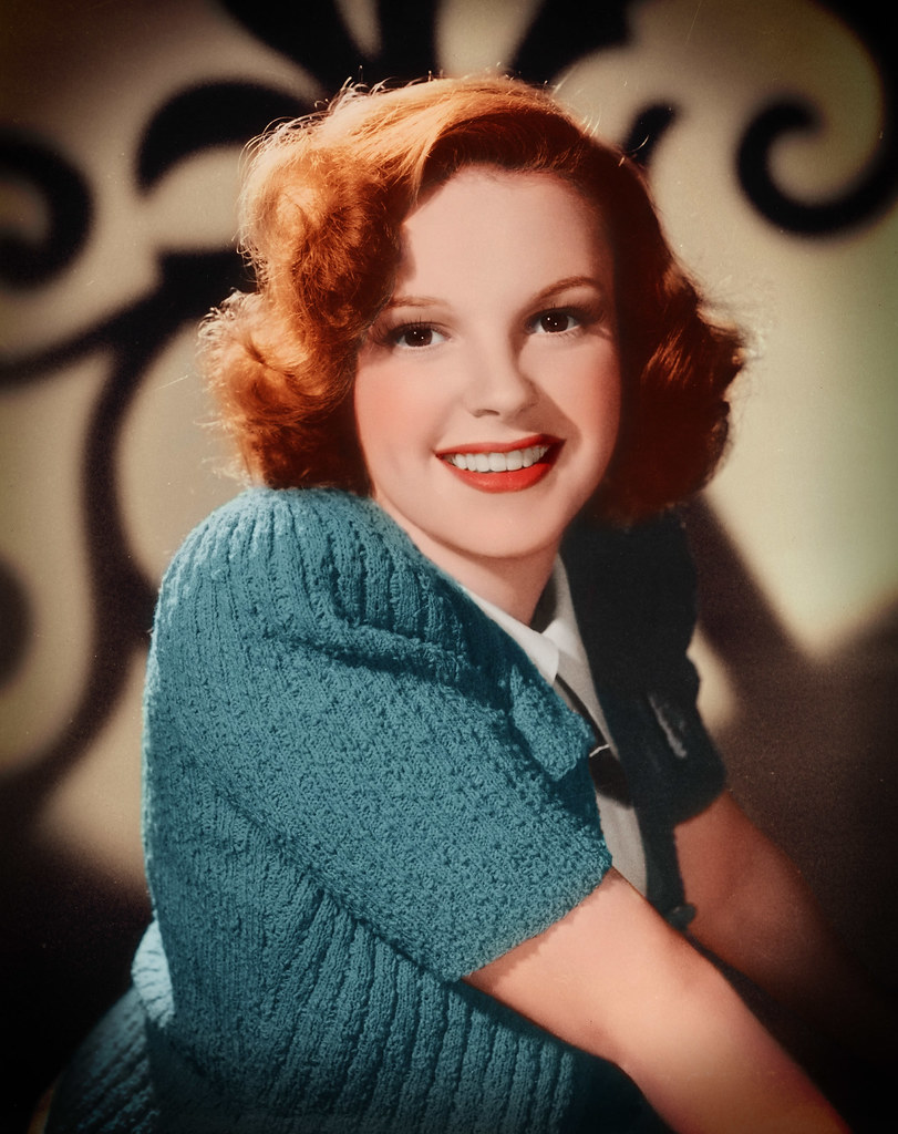Young Judy Garland   ....