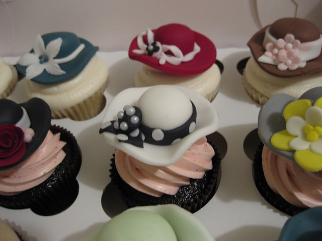 Top Hat Cake Decorations