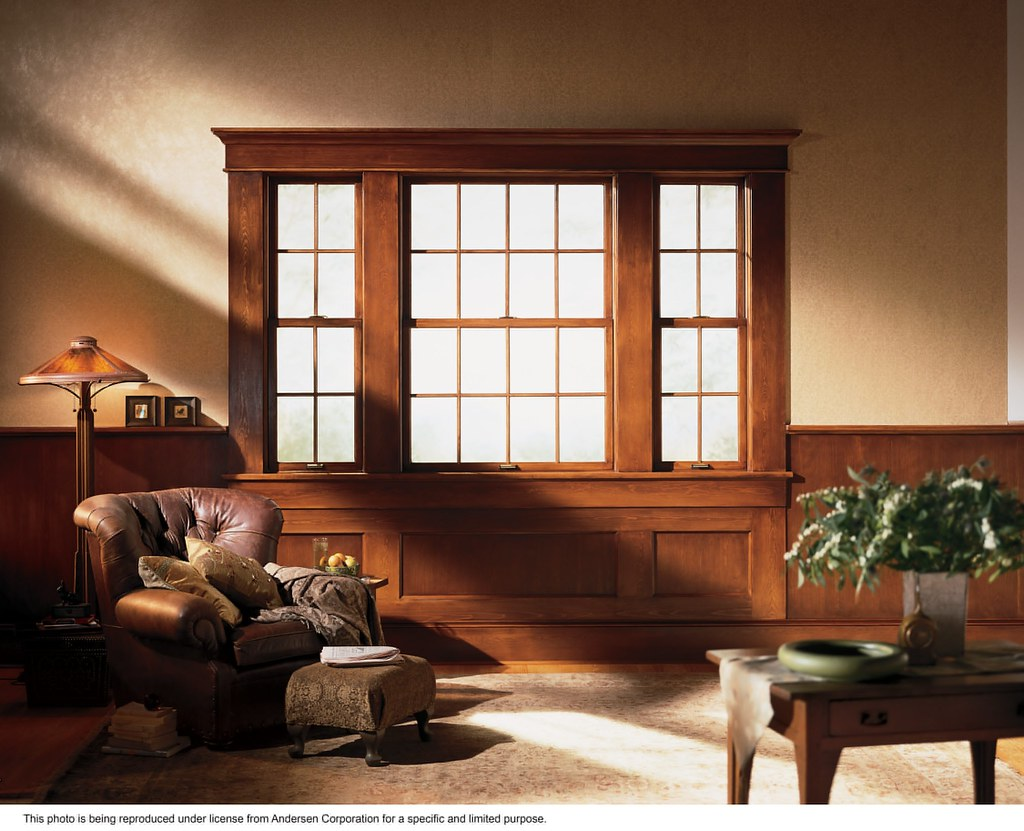 Andersen windows energy efficient 400 series woodwright for Cost of andersen windows