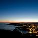 Llafranc & Calella de Palafrugell at blue hour