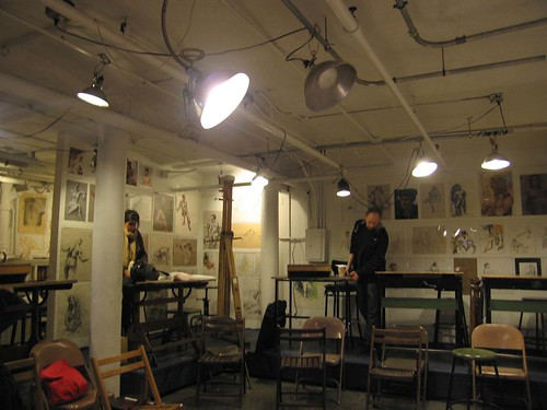 Nyc Artists Studios Studio / Artists Atelier