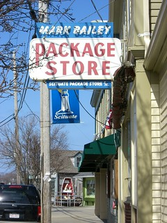 """Package Store""- only in New England 