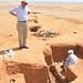 Dashur excavation - grave I