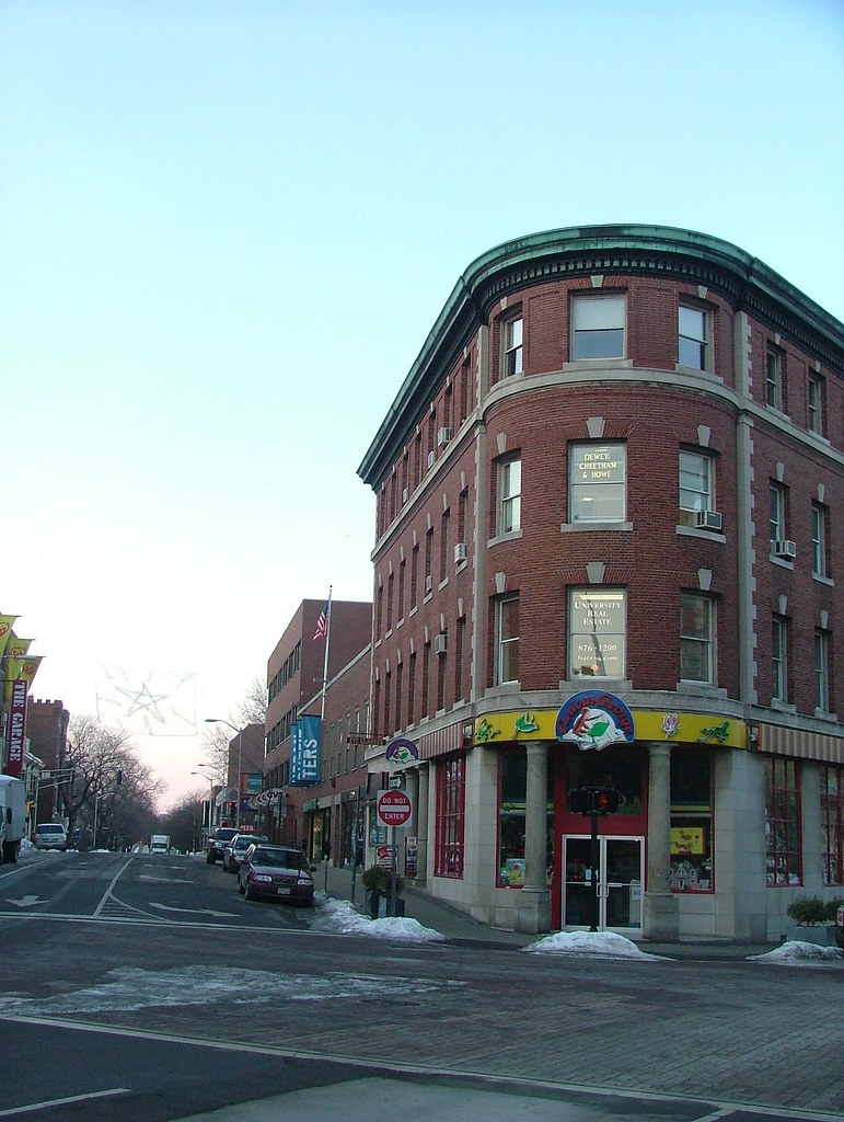 """Dewey, Cheatham & Howe"" Building at Harvard Square | Flickr"