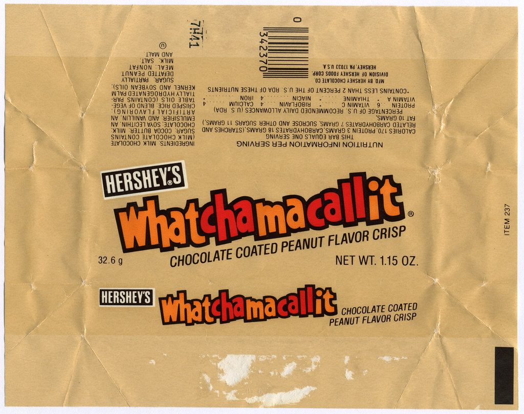 Whatchamacallit Hershey's Whatchamacal...