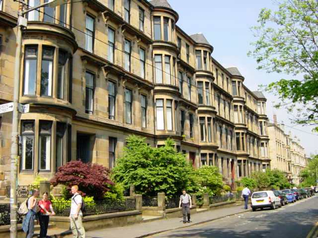 ... Student Apartments Exterior | By University Of Glasgow Accommodation  Services