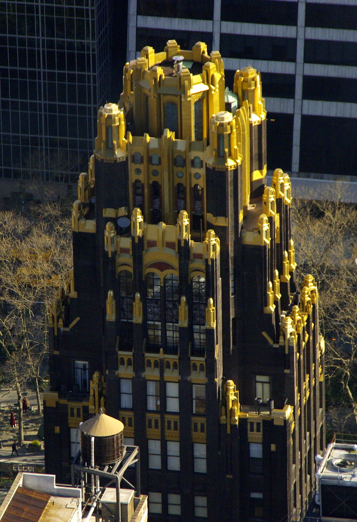 Negre i or a nova york black and gold in new york flickr for American house construction