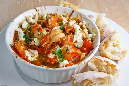 Garides Saganaki (Shrimp Saganaki) | Recipe | Kevin Lynch | Flickr