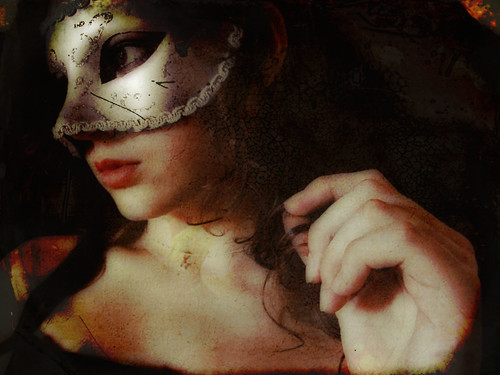 try to look behind my mask; there are a woman | by MahPadilha