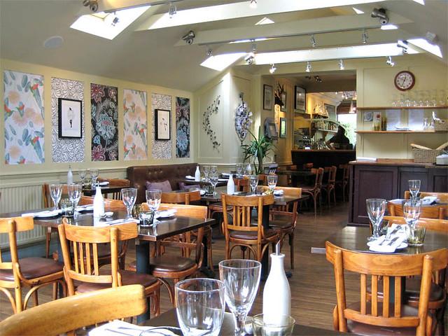 Beaujolais Restaurant, Bath