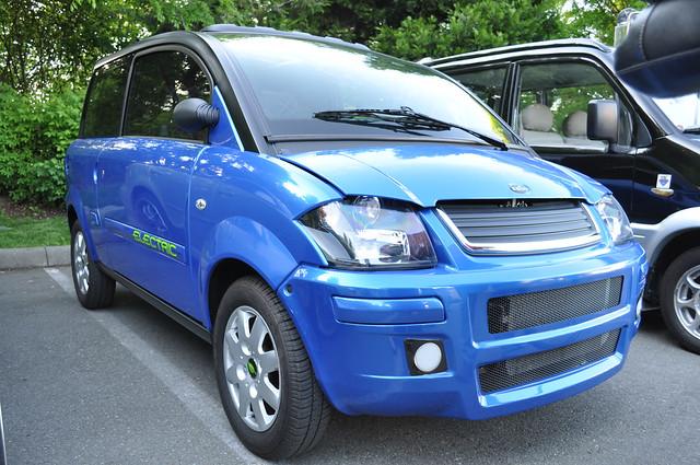 Zenn Electric Car Review