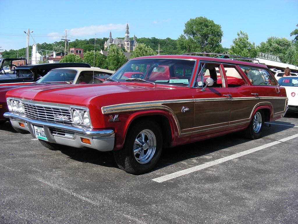 Purchase used 1966 Chevrolet Impala Caprice Station Wagon ...   1966 Chevrolet Caprice Wagon