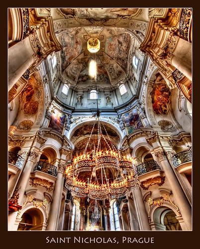 Saint Nicholas Church, Prague | Flickr - Photo Sharing!