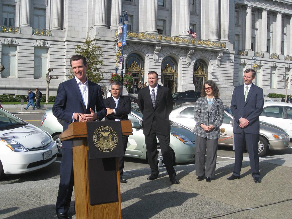 Electric Car Charging San Francisco