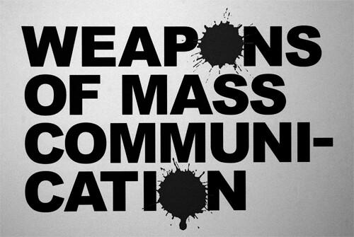 how to explain mass communication