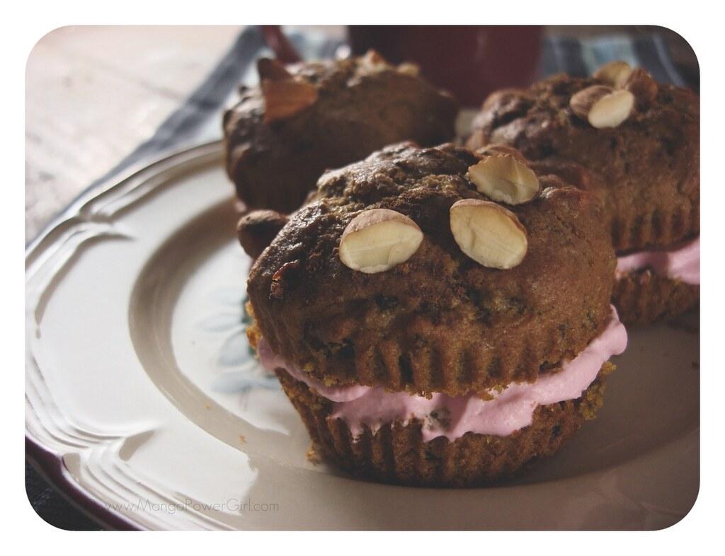 Eggless Sweet Beet Muffins