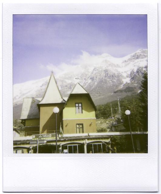 Polaroid Film : Target