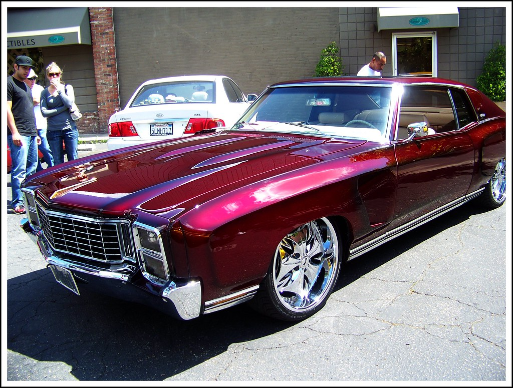 Candy Paint Red Car