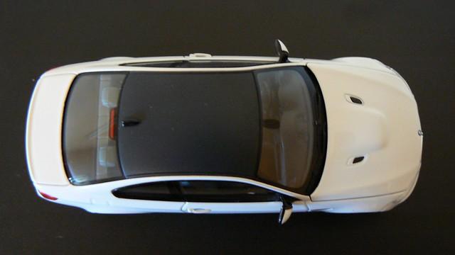 20090426 1/43 BMW E92 M3 - top view | delicious carbon ...