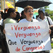Repro rights protest in the Dominican Republic