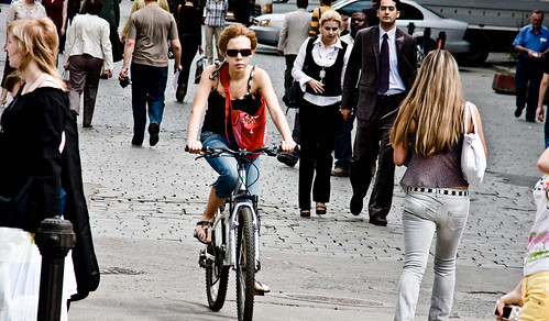Moscow Cycle Chic | by Mikael Colville-Andersen