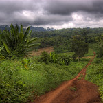 The Sky is Glowering - Ratanakiri Rains