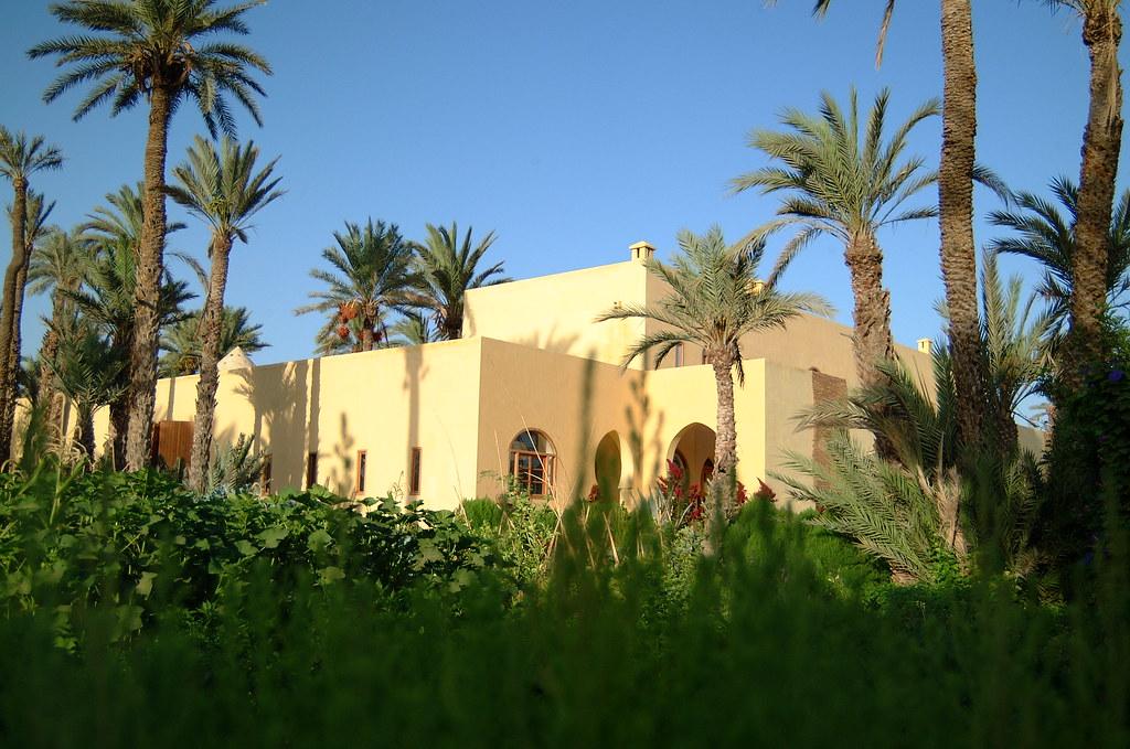 Jnane Tamsna, Marrakech, Morocco picture