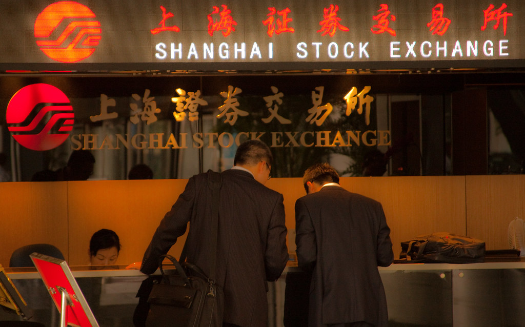 China Stock Market Index Chart: IMG_1785 | Aaron Goodman | Flickr,Chart