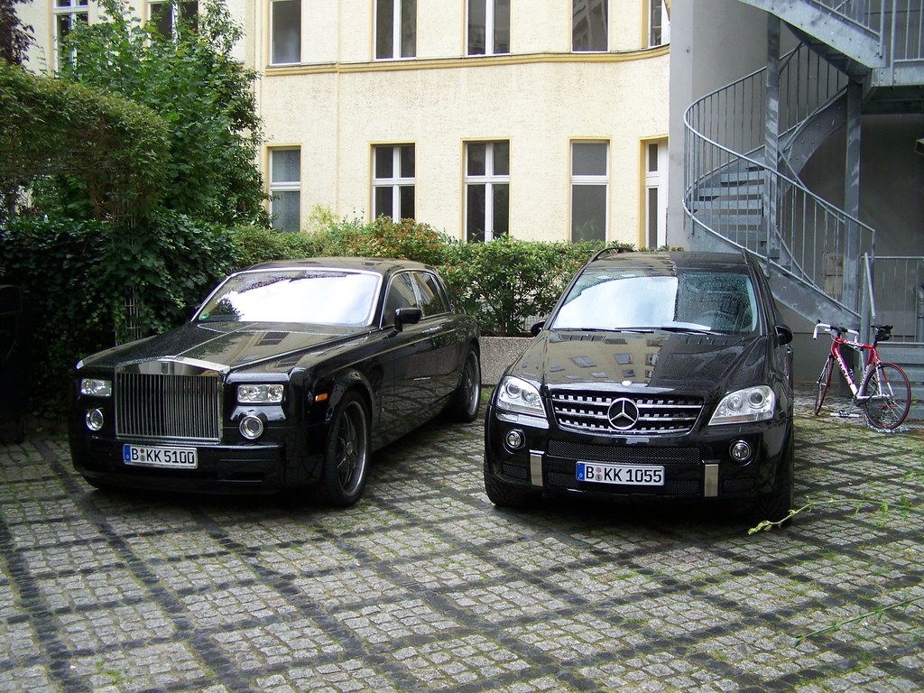 Rolls Royce Phantom Mercedes Ml63 Amg Other Exotic