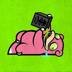 #079 slowpoke