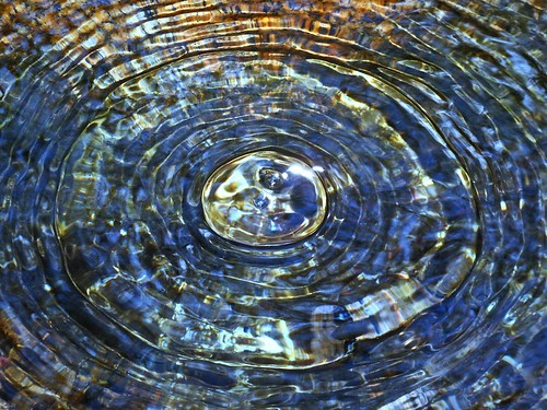 Abstract (water ring) | by tanakawho
