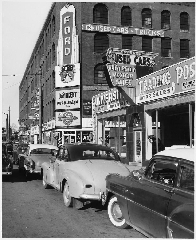 Cambridge Massachusetts Avenue Ford Sales Title