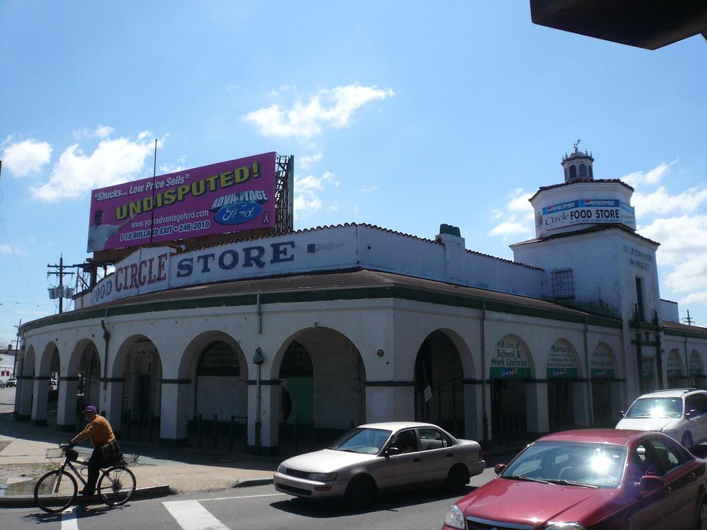 Circle Food Store New Orleans Louisiana