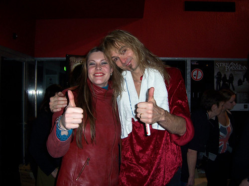 Floor Jansen And Arjen Lucassen Jennika Flickr