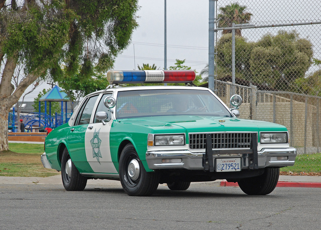 Cars For Sale In San Diego >> San Diego Sheriff | 1989 Chevrolet Caprice. | So Cal Metro | Flickr