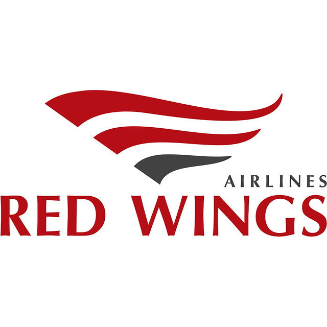 Red Wings Logos Red Wings Logo by Red