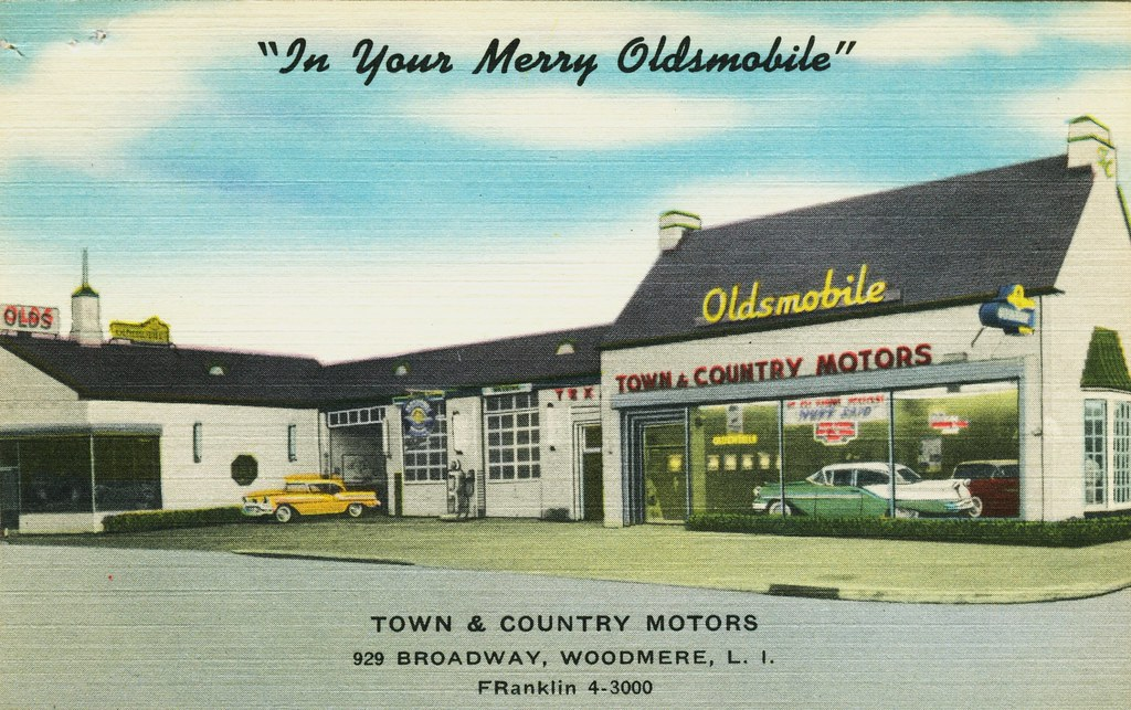 Town country motors olds woodmere l i the for Town country motors