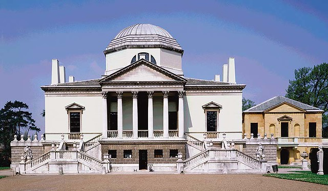 Chiswick house lord burlington richard boyle london 1725 for Interior house design burlington