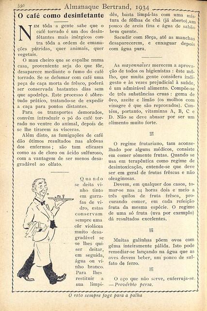 Almanaque Bertrand, 1934 - 65