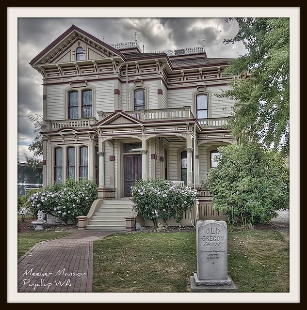 Meeker Mansion Tours