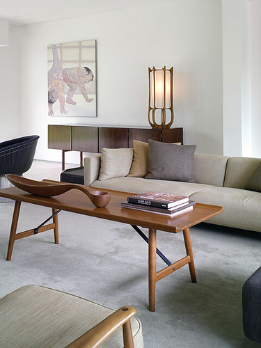 Mid Century Modern Interior - Albano Daminato | Flickr - Photo Sharing!