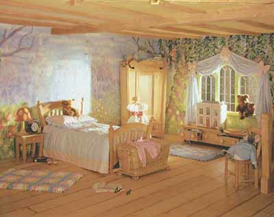 Fairy Tale Bedroom This Is One Of The Most Dreamy Rooms I Flickr