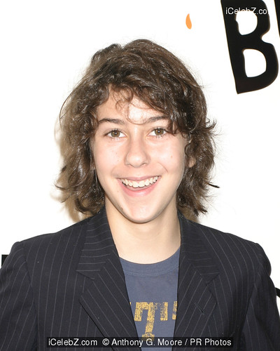Alex and Nat Wolff, Mother Polly Draper and cousin Jesse Draper ...