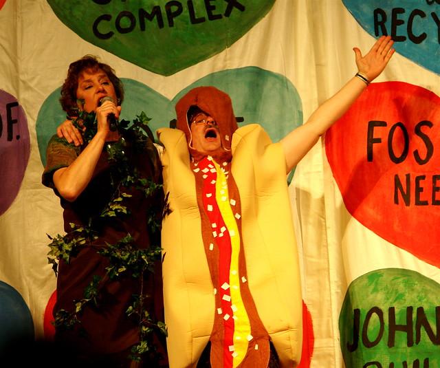 Hot Dog Comedy Bang Bang
