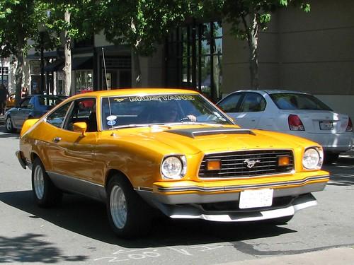 1978 Ford Mustang Ii Mach 1 Fastback Custom 694p 4